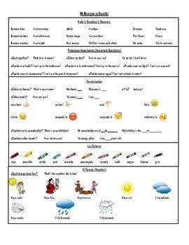 Mi Diccionario Español Advanced