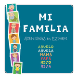 Mi Familia/My Family/Activities in Spanish