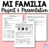 Mi Familia Project / Family Project