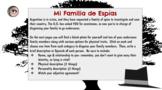 Mi Familia de Espías- Online Project