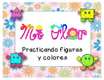 Mi Flor: Practicando Figuras y Colores