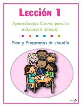 Mi Guia Para Resolver el Curso de Aprendizajes Clave Editorial MD (Preescolar)