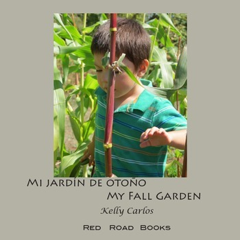 Mi Jardín de Otoño Print-ready bilingual book about Autumn garden
