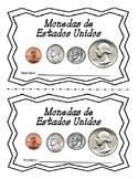 Mi Librito de Monedas de los Estados Unidos