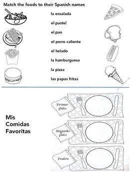 Mi Libro de Comida