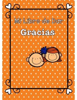 Mi Libro de Dar Gracias