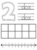 Mi Libro de Números/ My Number Book (SPANISH)