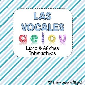Mi Libro de Vocales