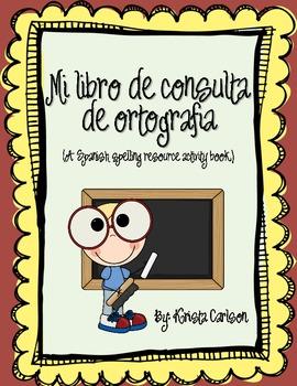 Mi Libro de consulta de ortografia