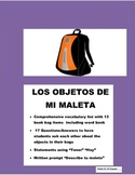 Objetos de Clase- Classroom Objects-Spanish-Vocabulary-Interactive Package