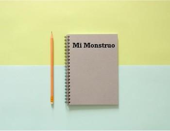 Mi Monstruo - Creative Body Part Review in Spanish