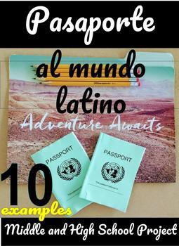 Passport to the Latin World