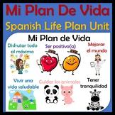 Mi Plan de Vida - My Life Plan Spanish Writing & Speaking Project - Decorations