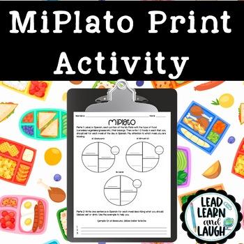 Mi Plato / My Plate