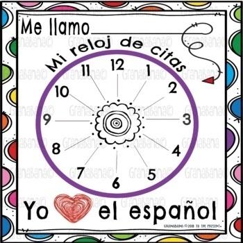 Mi Reloj de Citas * Clock Partners * A Proven Strategy Across ALL Proficiencies