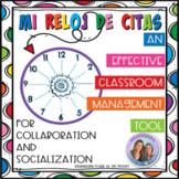 Mi Reloj de Citas * Clock Partners A Proven Strategy Acros