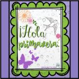 #TeachMoreSpanish * ¡Hola Primavera! * Hello Spring!