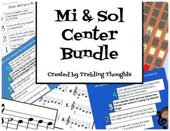 Mi & Sol Center Bundle