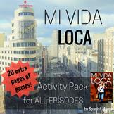 Mi Vida Loca Activity and Game Pack