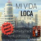 Mi Vida Loca Activity and Game Pack Bundle
