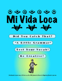 Mi Vida Loca Complete Series Bundle, Study Guides for Episodes 1 - 22