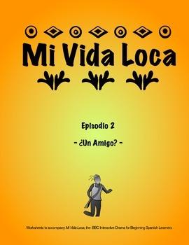 Mi Vida Loca Episode 2 Study Guide