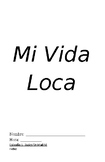 Mi Vida Loca Vocab Book