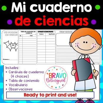 Mi cuaderno de Ciencias