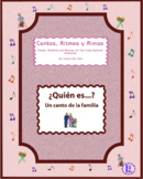 My Family – Spanish Rap-like Musical Chant with exercises and MP3
