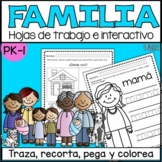 Mi familia_My Family in SPANISH