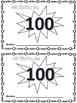 Mi librito de 100 / 100 day of school SPANISH