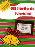READING: Mi librito de Navidad / Mini Christmas book in Spanish