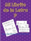Mi librito de la letra P