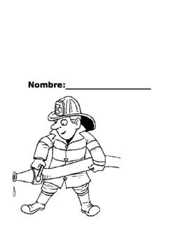 Mi libro de Bomberos Community Helpers
