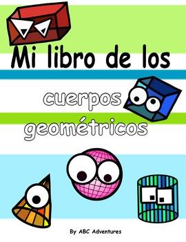Mi libro de cuerpos geométricos
