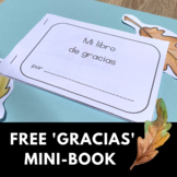 Mi libro de gracias Mini-book