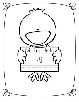 Mi libro de la Jj