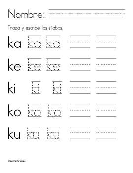 Mi libro de la Kk