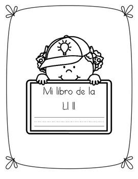 Mi libro de la Ll  ll