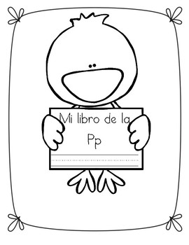 Mi libro de la Pp