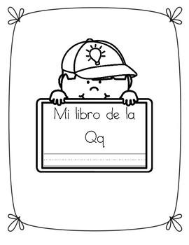 Mi libro de la  Qq