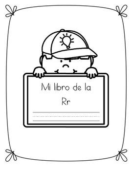 Mi libro de la  Rr