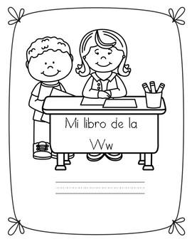 Mi libro de la Ww