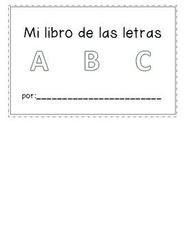 Mi libro de las letras