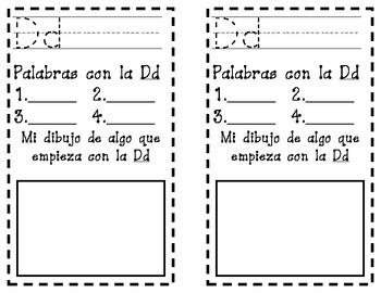 Mi libro de las silabas