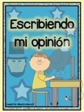 Mi libro de opiniones febrero: ¡Decide, Opina y Escribe!