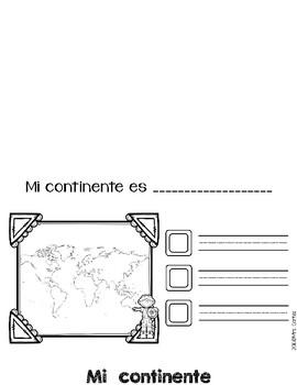 Mi lugar en el mapa (Editable)