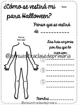 Mi maestr@ en Halloween