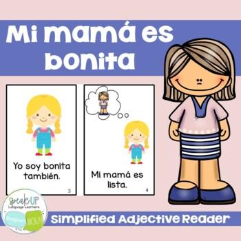 con mi mamá en español