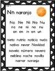 Mi mundo de las consonantes N, ñ, Q- Actividades
